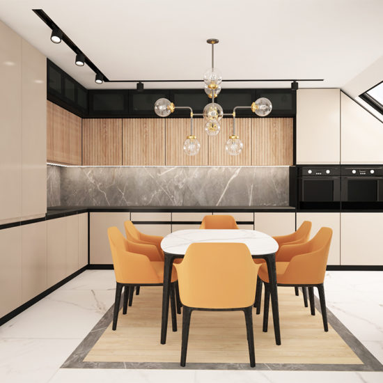 дизайн на кухни