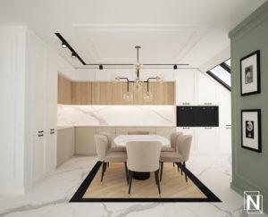 модерн класик дизайн кухня