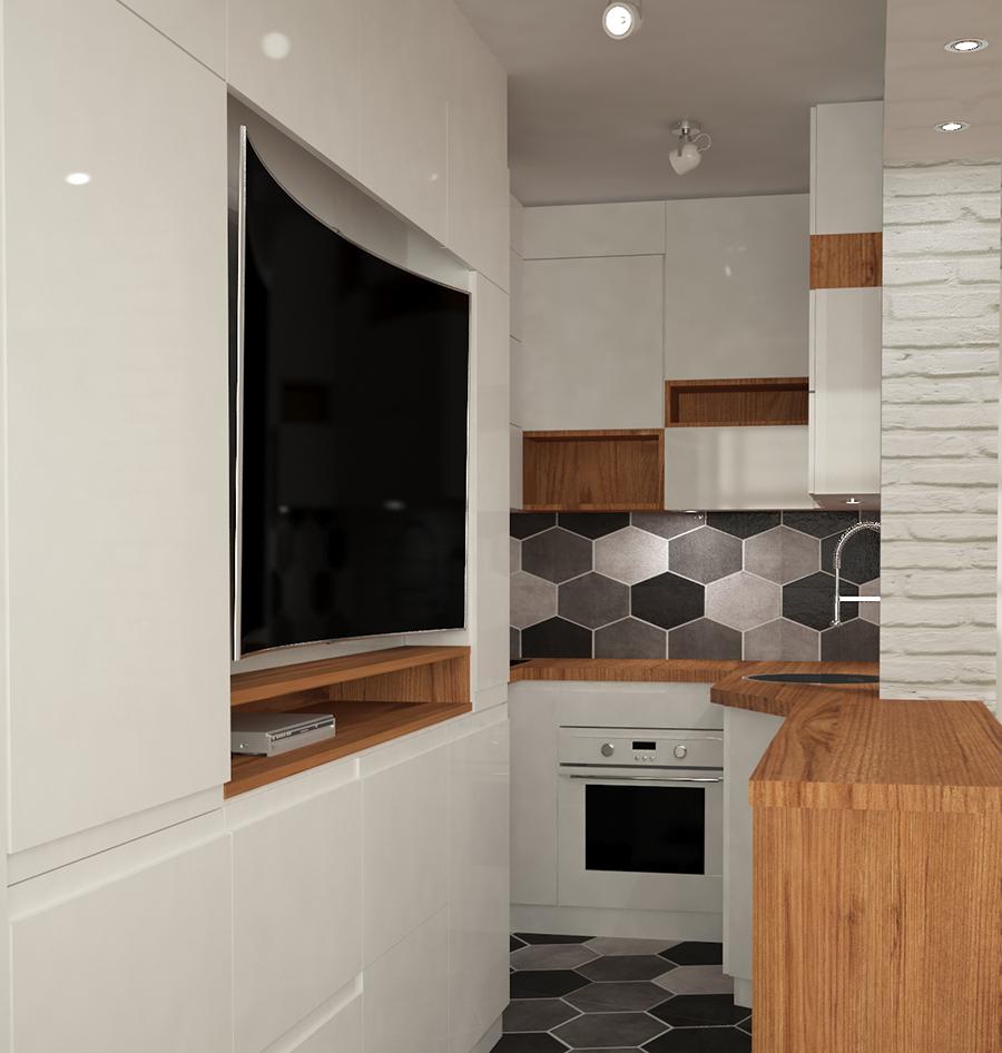 проект кухня