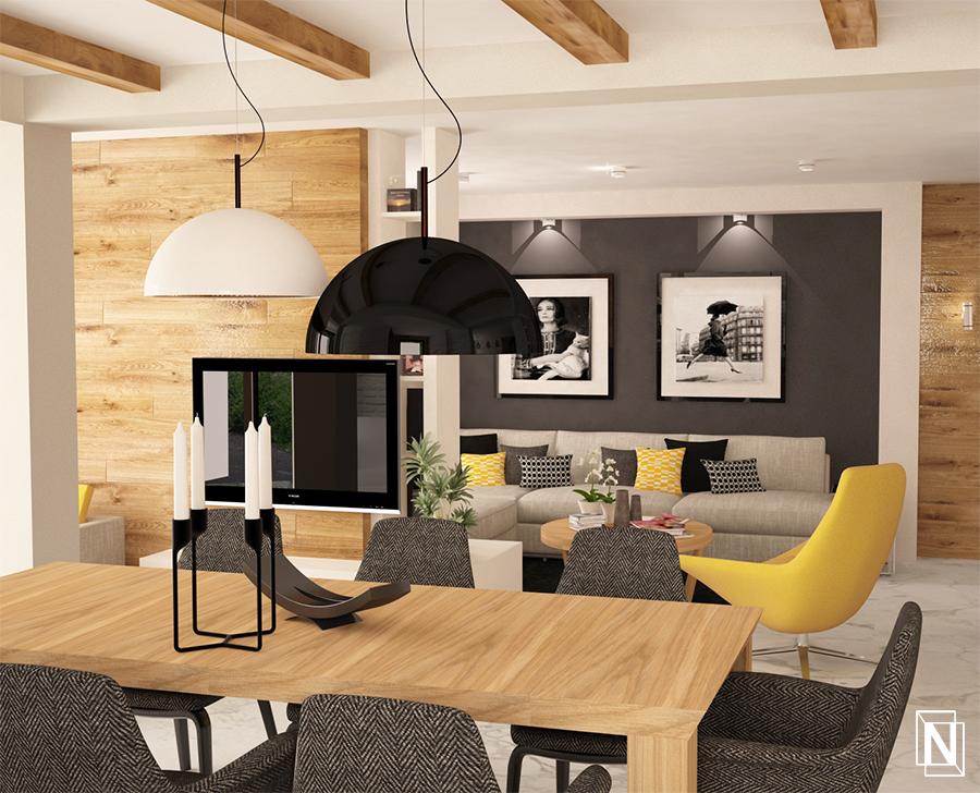 интериорен-дизайн-на-дневна-реставрация-къща