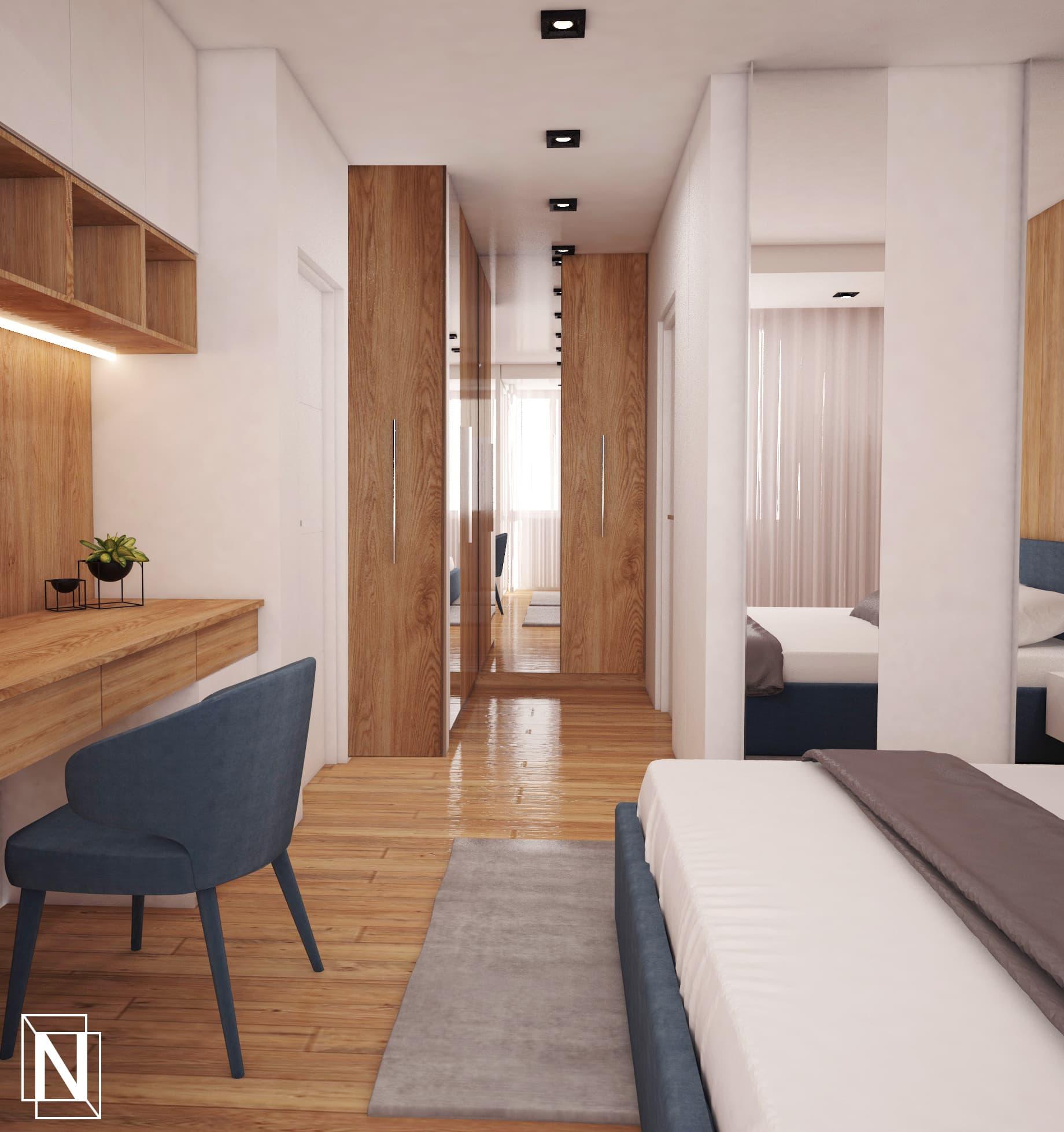 интериор-спалня