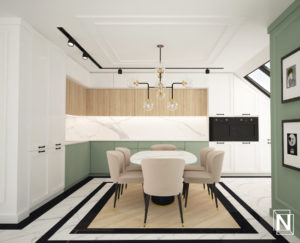 интериор кухня
