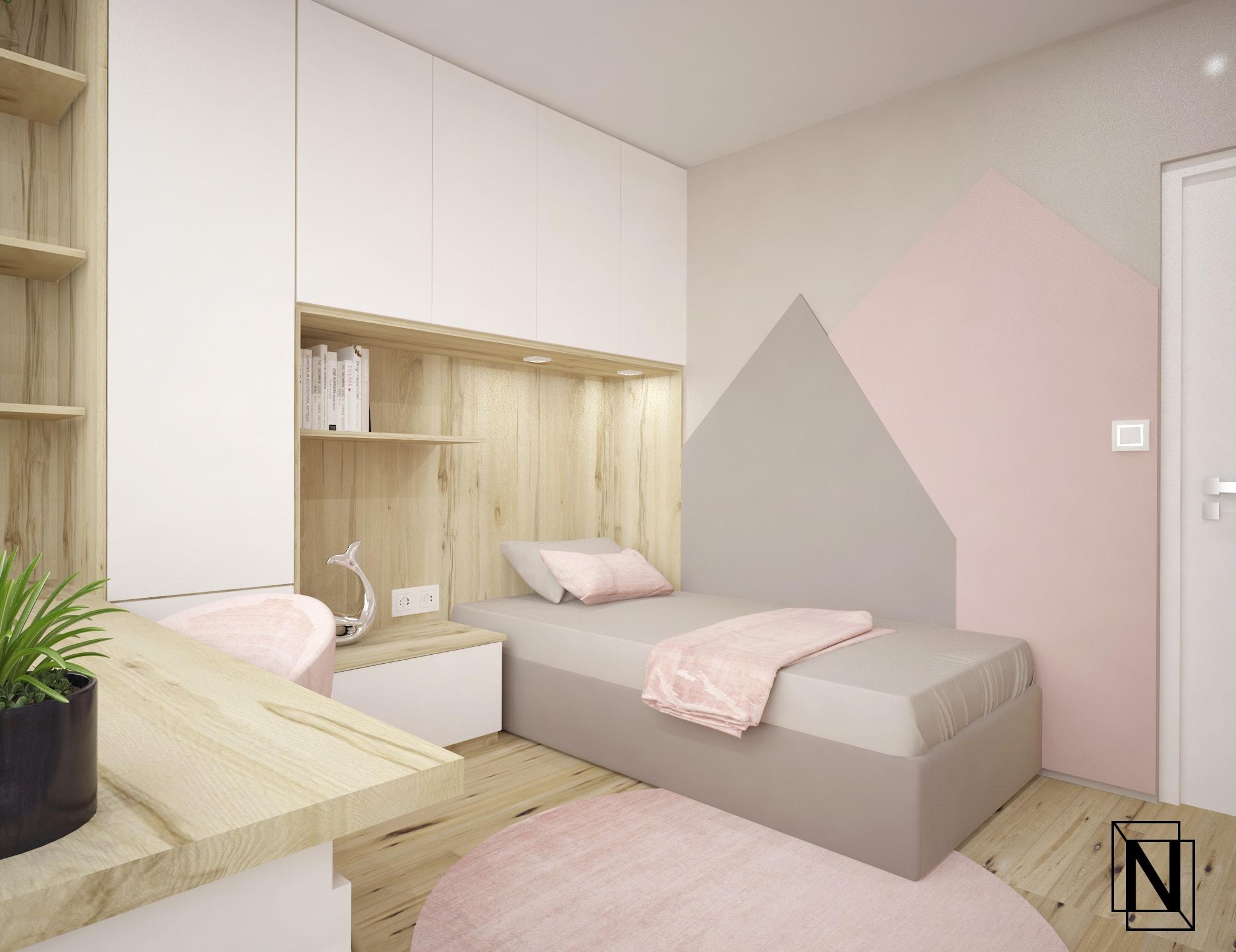 интериорен проект детска стая