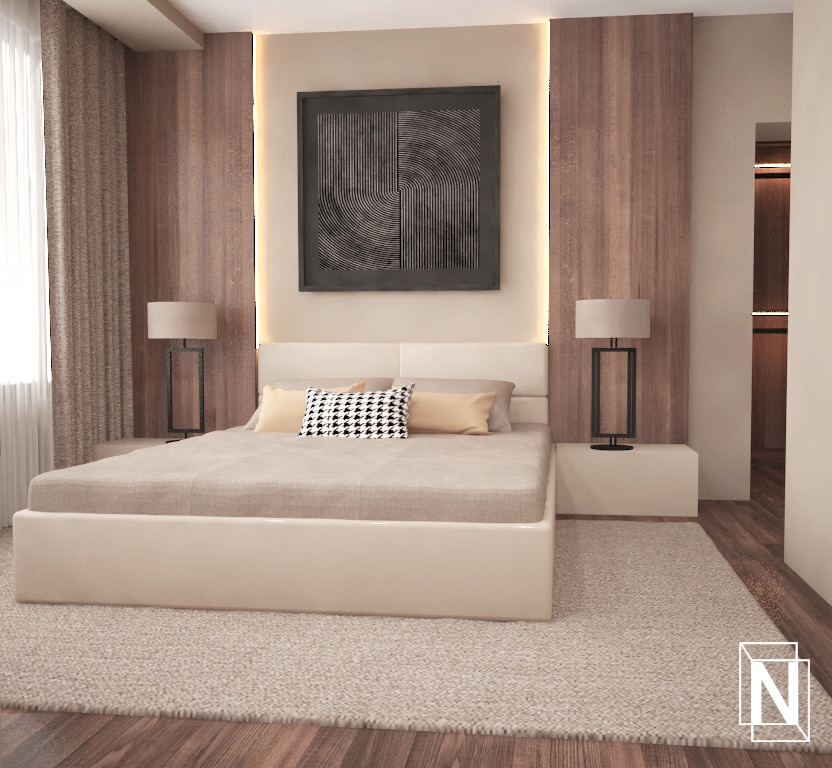 Дизайн на спалня